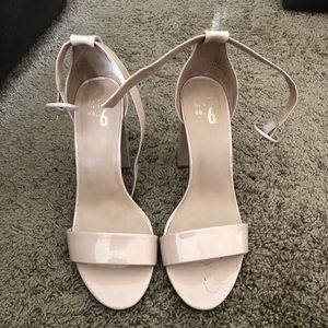 Nude sandals mix number 6